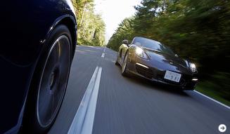 Porsche Boxster S|ポルシェ ボクスターS