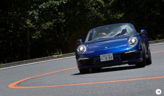 Porsche 911 Carrera Cabriolet|ポルシェ911カレラ カブリオレ