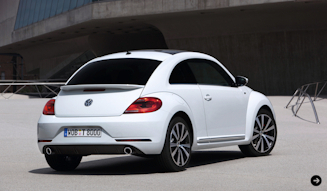Volkswagen the Beetle R-Line フォルクスワーゲン ザ・ビートル Rライン