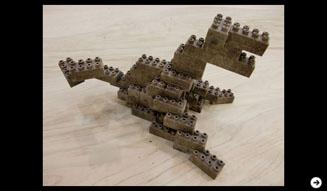 からまつブロック|知育玩具