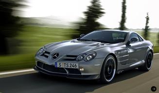 Mercedes-Benz SLR|メルセデス・ベンツ SLR