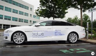 Jaguar XJ_e|ジャガーXJ_e