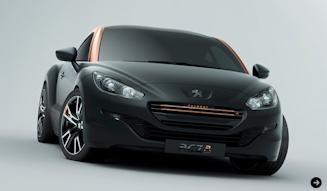 Peugeot RCZ R|プジョー RCZ R