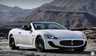 Maserati GranCabrio MC|マセラティ グランカブリオ MC