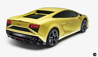 Lamborghini Gallardo LP 560-4|ランボルギーニ ガヤルド LP 560-4