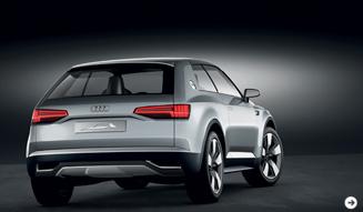 Audi crosslane coupe|アウディ クロスレーン クーペ