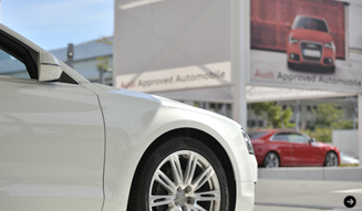 Audi Approved Automobile アウディ アプルーブド オートモビル