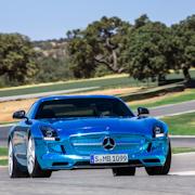 メルセデス・ベンツ SLS AMGのEVモデルがついに市販化|Mercedes-Benz