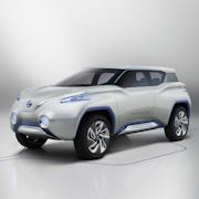 日産、燃料電池車の四輪駆動SUV「テラ」を出展|NISSAN