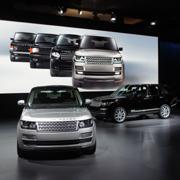 パリ現地リポート|Range Rover