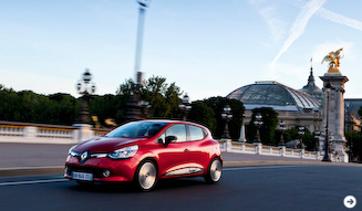 Renault Clio(Lutecia)|ルノー ルーテシア(クリオ)