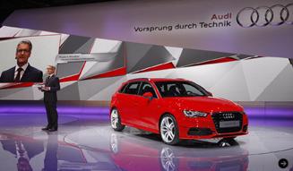 パリ現地リポート|Audi