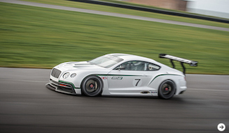 Bentley Continental GT3 Concept ベントレー コンチネンタル GT3 コンセプト