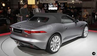 Jaguar F-Type|ジャガー Fタイプ