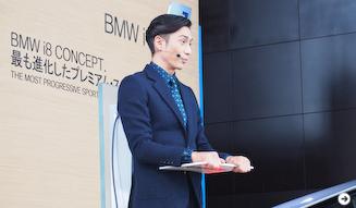 リバース・プロジェクト代表 伊勢谷友介 氏