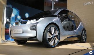 BMW i3 Concept|ビー・エム・ダブリュー i3 コンセプト