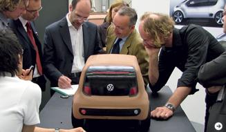 Volkswagen up! concept car|フォルクスワーゲン アップ! コンセプトカー