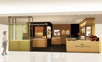 ラ・メゾン・デュ・ショコラ|梅田阪急店 02