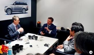 レンジローバーデザイナー、ジェリー・マクガバン氏にインタビュー|Range Rover