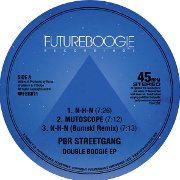 PBR Streetgang 『Double Boogie EP』