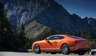 Bentley Continental GT Speed|ベントレー コンチネンタルGT スピード