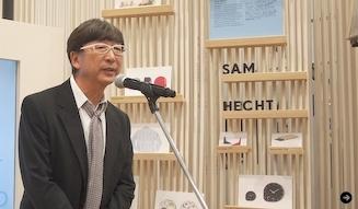 審査員のひとり、建築家 伊東豊雄氏