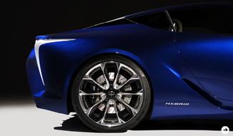 Lexus LF-LC Blue|レクサス LF-LC ブルー