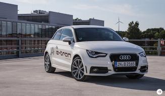 Audi A1 e-tron アウディ A1 eトロン