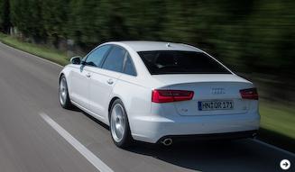 Audi A6 3.0 TDI with Electric Biturbo アウディ A6 3.0 TDI エレクトリック バイターボ