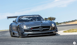 Mercdedes-Benz SLS AMG GT3|メルセデス・ベンツ SLS AMG GT3