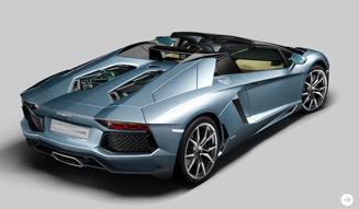 Lamborghini Aventador LP 700-4 Roadster|ランボルギーニ アヴェンタドール LP700-4 ロードスター