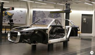 Audi crosslane coupe アウディ クロスレーン クーペ