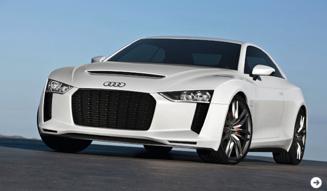 Audi quattro concept アウディ クワトロ コンセプト