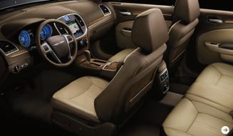 Chrysler 300C Luxury|クライスラー 300C ラグジュアリー