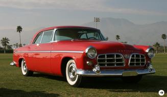 Chrysler 300 Sport Coupe(1955)|クライスラー 300 スポーツクーペ(1955年)