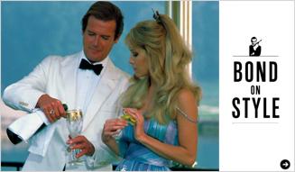 BOND ON BOND 007アルティメイトブック 「ボンド、スタイルを語る」