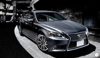 Lexus LS600h|レクサス LS600h