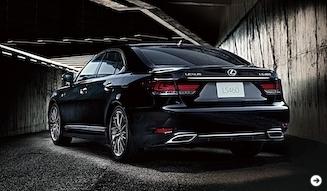 Lexus LS460|レクサス LS460