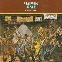Marvin Gaye 『I Want You』