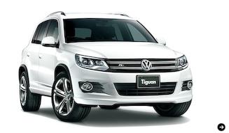Volkswagen Tiguan TSI BlueMotion Technology R-Line Package│フォルクスワーゲン ティグアン TSIブルーモーションテクノロジー Rラインパッケージ