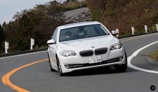BMW ActiveHybrid 5|ビー・エム・ダブリュー アクティブハイブリッド 5