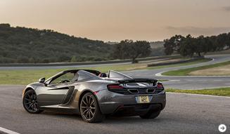 McLaren MP4-12C Spider|マクラーレン MP4-12C スパイダー