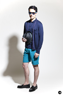 2013 SPRING&SUMMER COLLECTION 08
