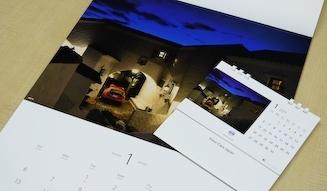 Volvo calendar 2013 「DESIGNED AROUND YOU」 <br />ボルボ 2013年カレンダー「DESIGNED AROUND YOU」