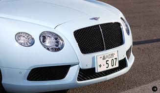 BENTLEY CONTINENTAL GTC V8 ベントレー コンチネンタル GTC V8
