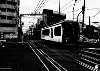 森山大道写真集『モノクローム』 01