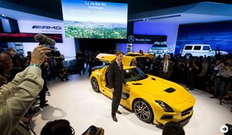 Mercdedes-Benz SLS AMG Coupe Black Series|メルセデス・ベンツ SLS AMG クーペ ブラックシリーズ