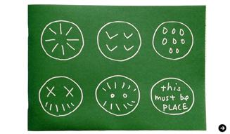 薙野たかひろ|前からそこにあったような来年のカレンダー 「ペーパーカレンダー 2013」 04