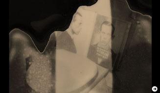 ART|インスタントフィルムによるモノクロ写真群 森山大道『white and vinegar』展02