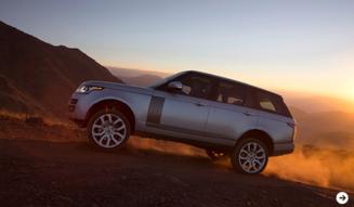 Land Rover Range Rover ランドローバー レンジローバー